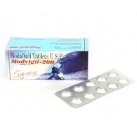 HAB Pharma Modvigil 200 мг, 10 табл
