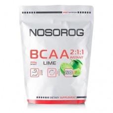 Nosorog BCAA 2:1:1 лайм, 200 гр