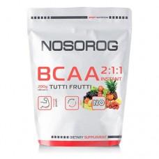Nosorog BCAA 2:1:1 тутти фрутти, 200 гр