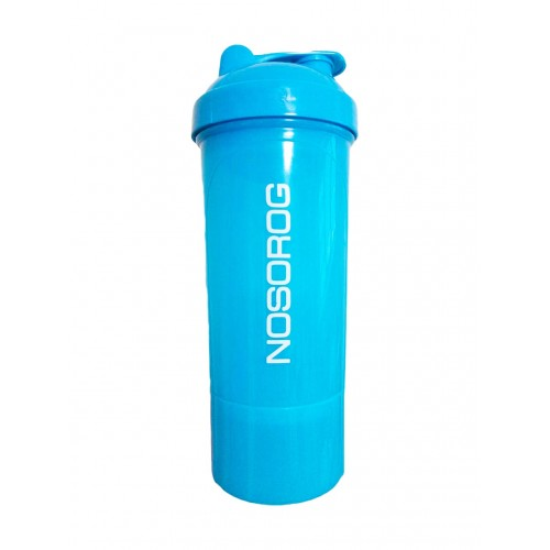 NOSOROG Smart Shake Neon Blue 350 ml